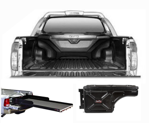 Accessories for rear body