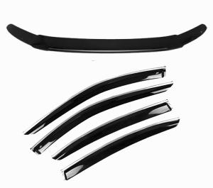 Deflectors / visor
