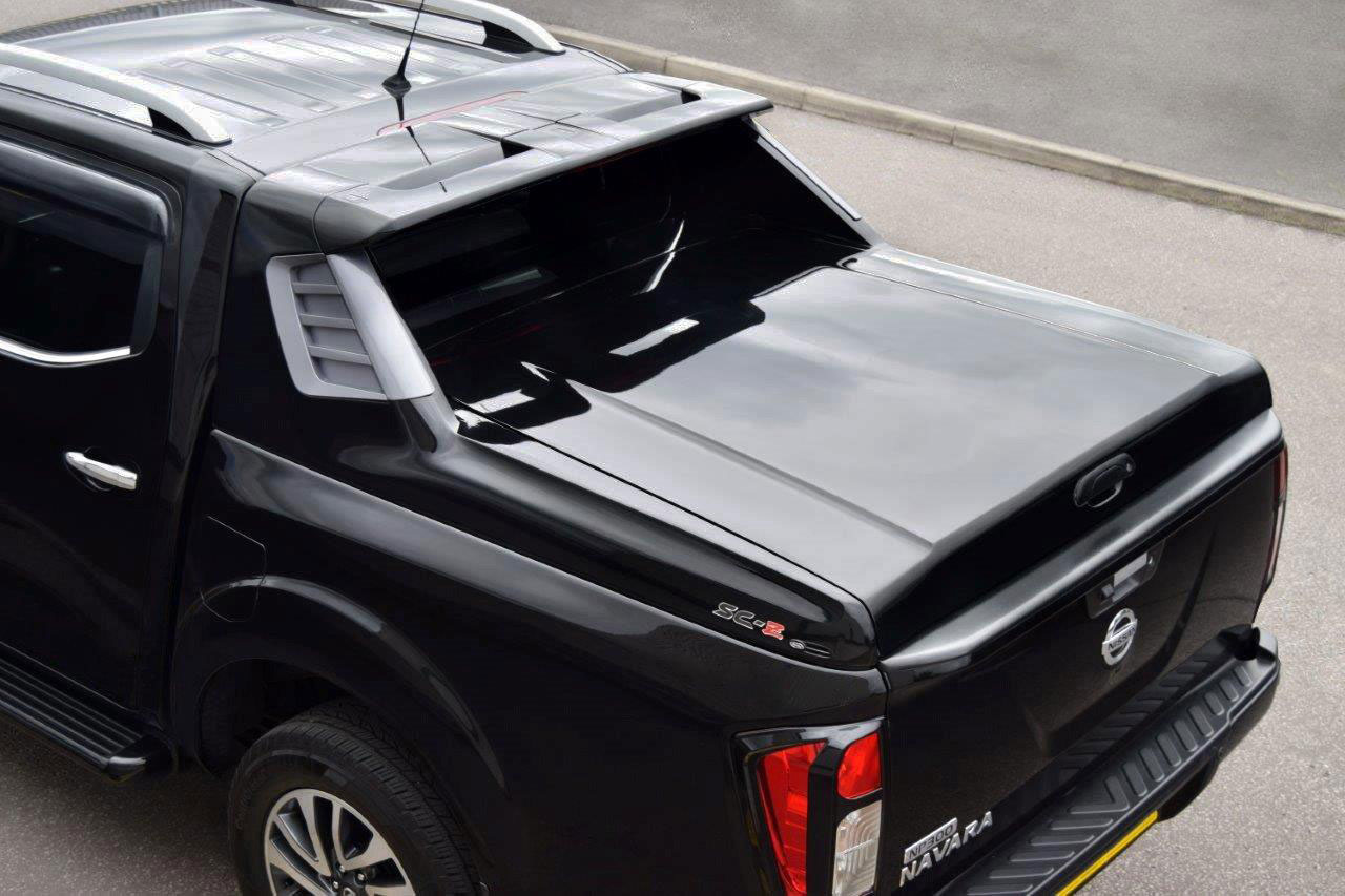 Nissan Navara D23 Np300 2015 Tonneau Cover Alpha Sc Z Pickups4x4 Eu
